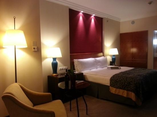InterContinental Hotel Warsaw: Deluxe room