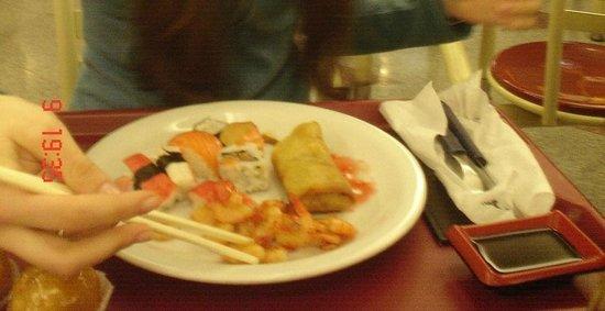 Sino Sushi's