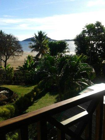 Vanila Hotel & Spa: vue de la chambre