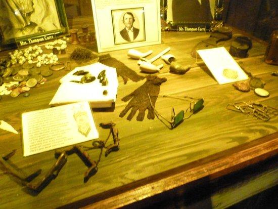 Key West Shipwreck Treasure Museum : Artifacts