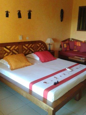 Vanila Hotel & Spa: chambre