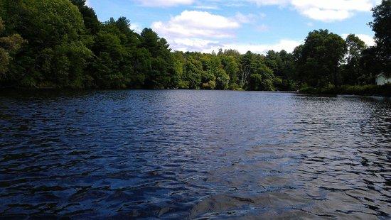 Parc Regional de la Riviere du Nord: Randonnée en kayak