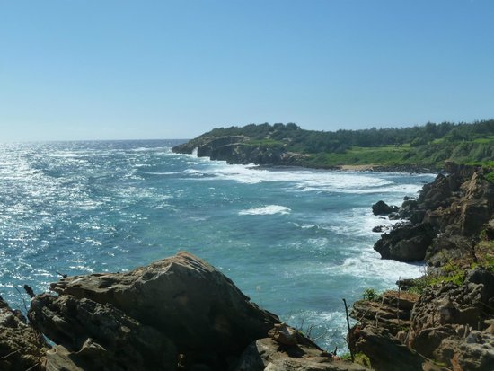 Maha'ulepu Heritage Trail : Beautiful Ocean View