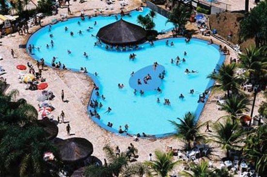 Hotel Mato Grosso Aguas Quentes : Aréa de Lazer