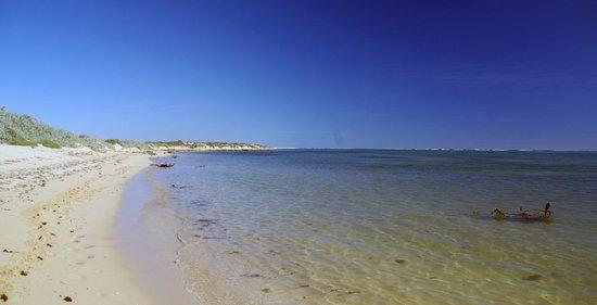 Cape Range National Park: Tulki Beach, near the camp ground
