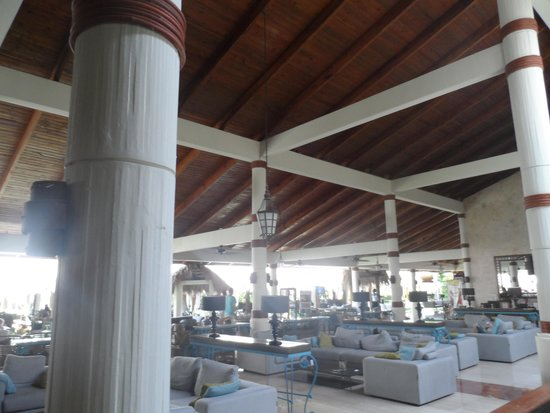Grand Palladium Bavaro Suites Resort & Spa: Lobby Grand Palladium