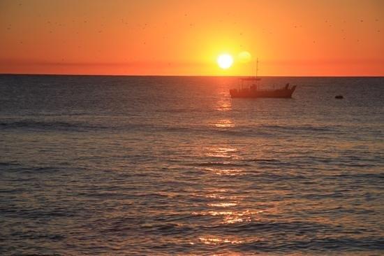 Lady Elliot Island Eco Resort : sunset at lady elliott island