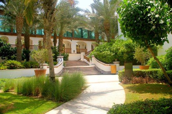 Park Hyatt Dubai: Hotel Campus