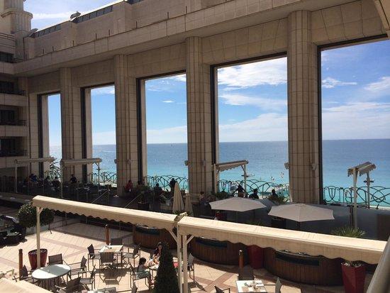 Hyatt Regency Nice Palais de la Mediterranee : Remarkable