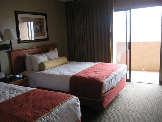 Lake Powell Resort: Zimmer mit 2 Queensize-Betten