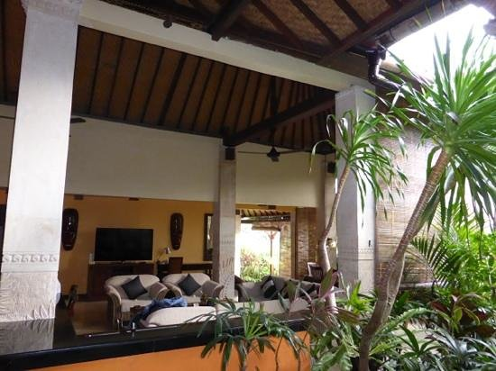 Bidadari Private Villas & Retreat: villa cempaka