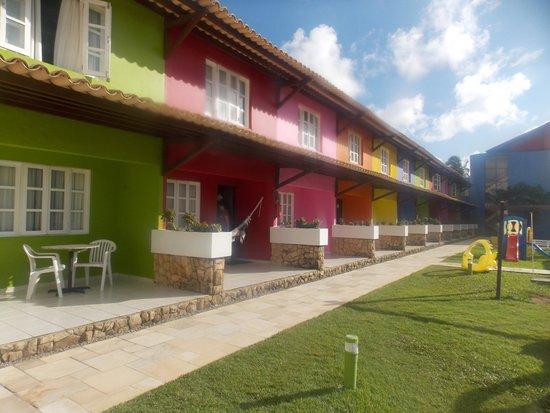 Prodigy Beach Resort Marupiara: apartamentos