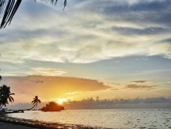 The Moorings Village: It's worth getting up early to watch the sunrise