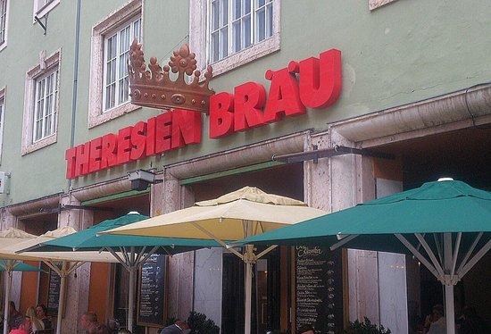 Innsbruck - Theresienbraeu