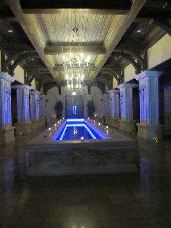 Kilronan Castle Estate & Spa: spa