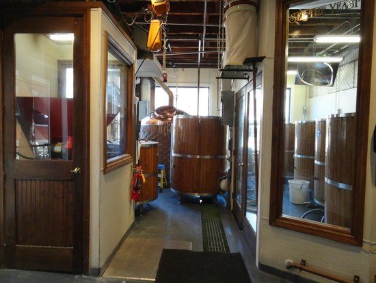 Davidson Brothers Brewing: The equipment to make the brew