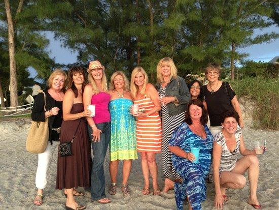 Captiva Island Inn Bed & Breakfast: Fun with Friends