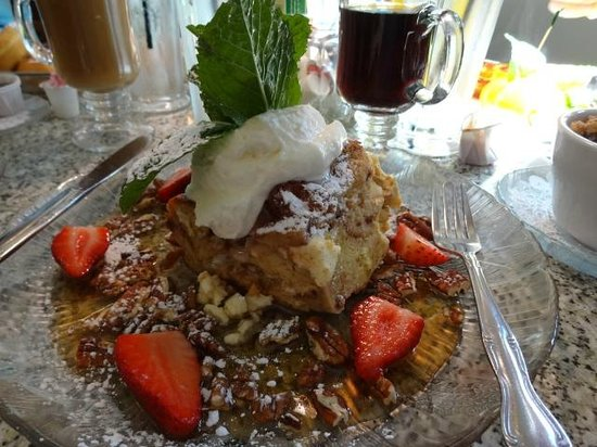 Wildflower Cafe: French Toast