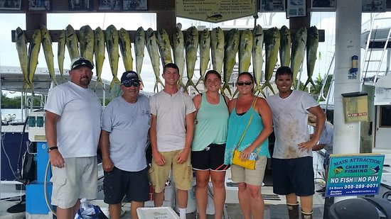 Main Attraction Charter Fishing: Main Attraction Fishing Charter