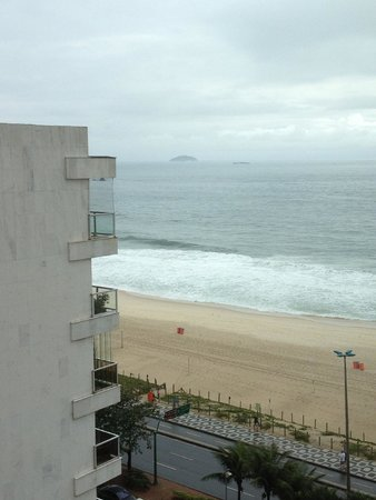 Sofitel Rio de Janeiro Ipanema: Vista