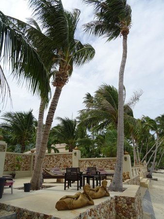 Sibaja Palms Sunset Beach Resort: Sundeck