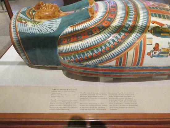 Oriental Institute Museum: Múmia