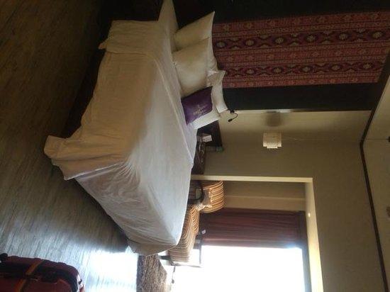 Novotel Lombok Resort and Villas : Double bed