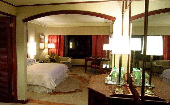 Sheraton Imperial Kuala Lumpur Hotel : 部屋1