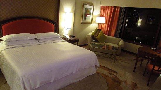 Sheraton Imperial Kuala Lumpur Hotel : 部屋2