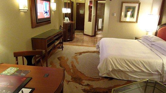 Sheraton Imperial Kuala Lumpur Hotel : 部屋3