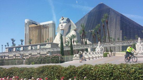 Luxor Hotel & Casino : The Luxor Las Vegas