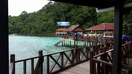Pulau Payar Marine Park: Payar island