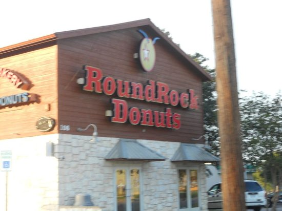 Round Rock Donuts: great donuts