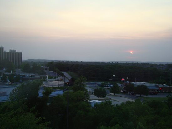 Hyatt Place Tulsa-South/Medical District : Beautiful Sunset