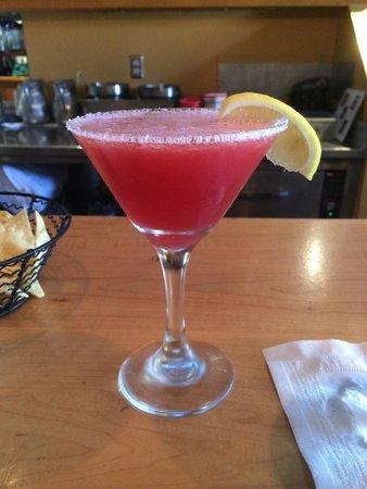 Maya: Pomegranate Margarita