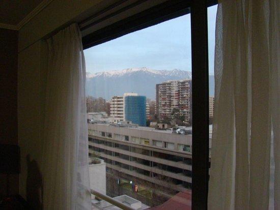 Apart Hotel Cambiaso: Vista