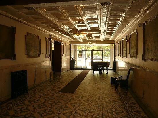 Renovated Newhouse Hotel Grand Hall