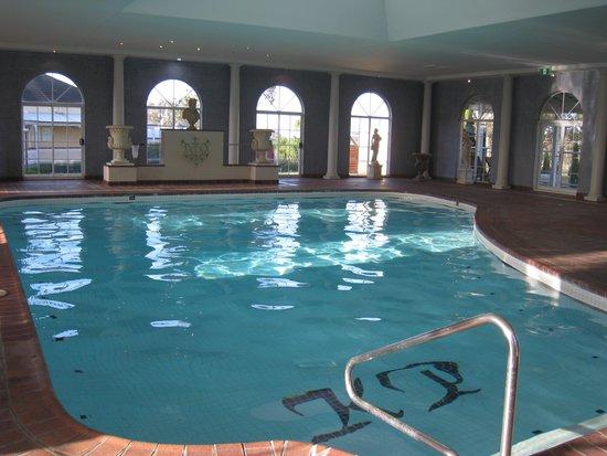 Kirkton Park Hotel Hunter Valley: Indoor heated pool