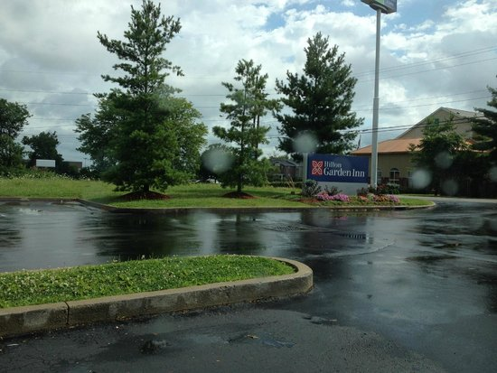 Hilton Garden Inn Cincinnati/Sharonville: Beautiful Landscape