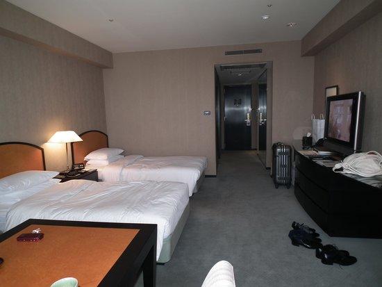 Hyatt Regency Osaka: 客室