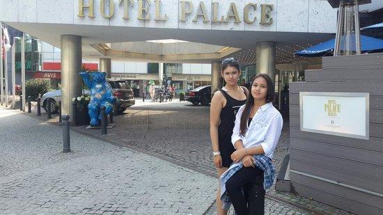 Hotel Palace Berlin: Meine Kinder waren vom Hotel Palace begeistert