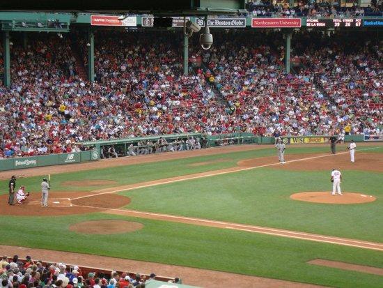 Fenway Park: Baseball game