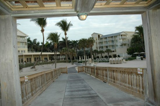 The Reach Key West, A Waldorf Astoria Resort: From pier