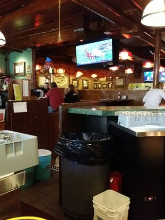 Bar Picture Of Henrys Great Alaskan Restaurant Kodiak Island