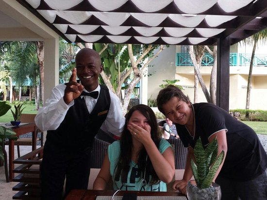 Dreams La Romana Resort & Spa: Das ist ein Bilder Buch kellner ��