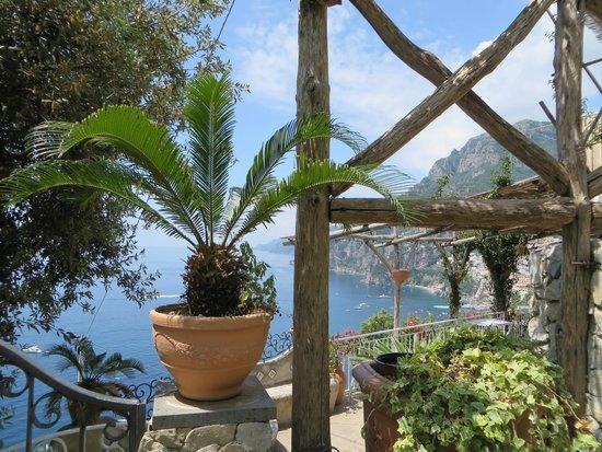 Rifugio degli Dei : View from the terrace