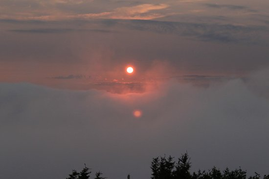 Mount Desert Island: Sunsets from Cadillac Mountain