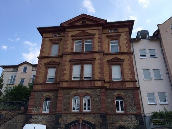 Weinhotel Michel: Front of Hotel