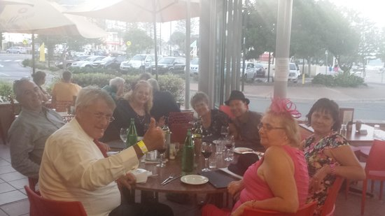 Domenico's on Kings: Dinner after the races