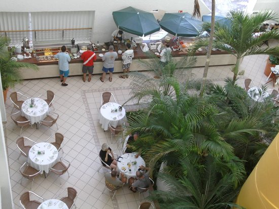 Casa Mexicana Cozumel: Breakfast buffet